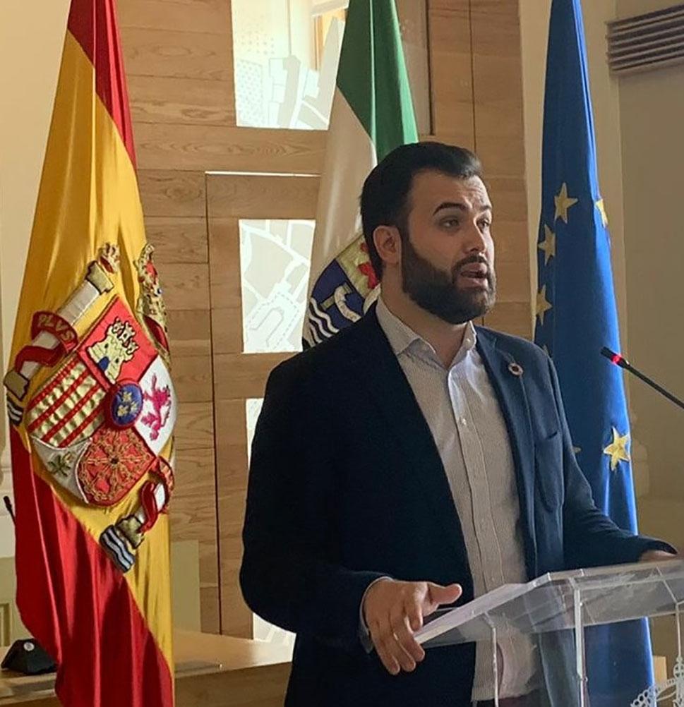 Luis Salaya participa en un encuentro online sobre medidas de recuperación para las ciudades
