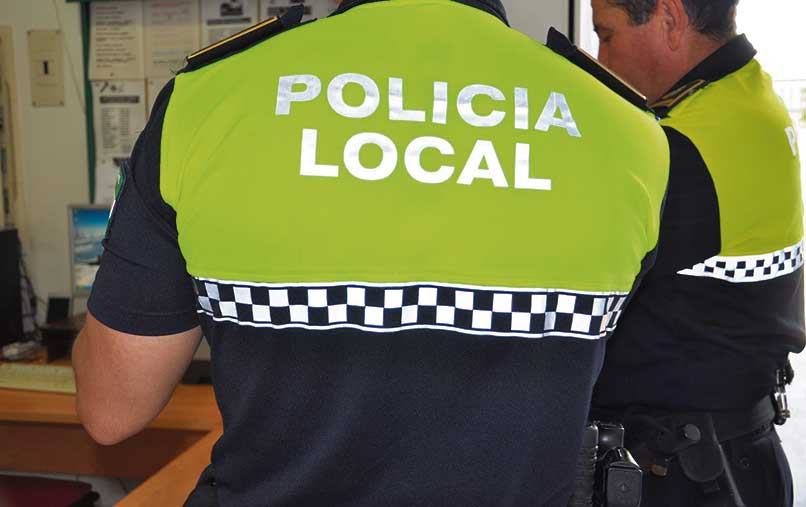 La Policía Local de Cáceres ha propuesto 1.196 sanciones en el estado de alarma