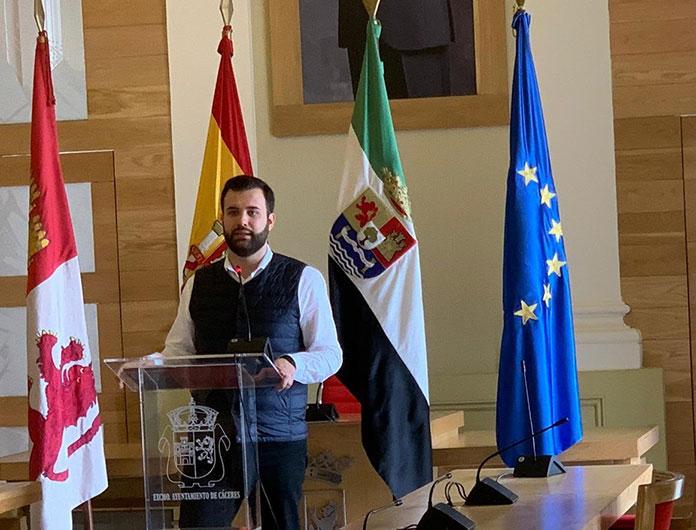 Ayudas a pymes, promoción turística y obras públicas, las claves del Ayuntamiento de Cáceres para superar la crisis económica del COVID-19