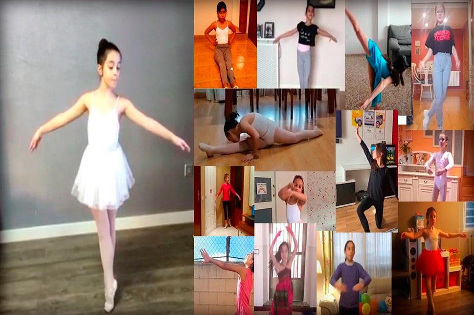 Un vídeo para celebrar el Día de la Danza