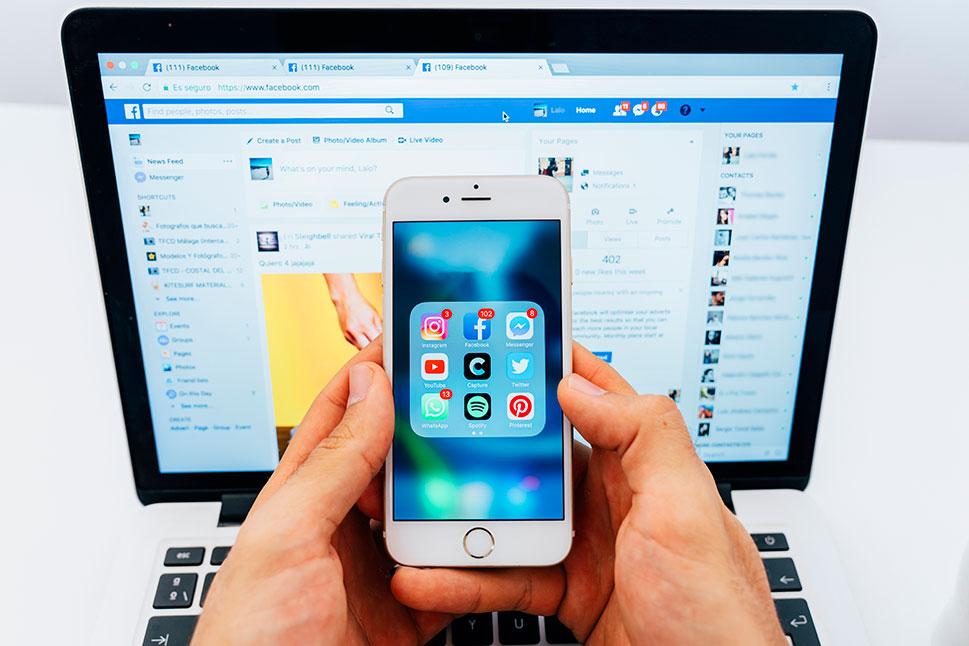 El Ministerio de Sanidad denuncia ser víctima de una actividad fraudulenta en Facebook