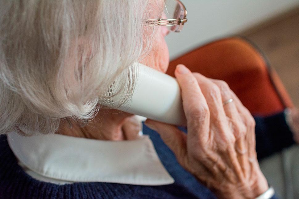 Los pacientes de Parkinson realizan terapia de forma virtual