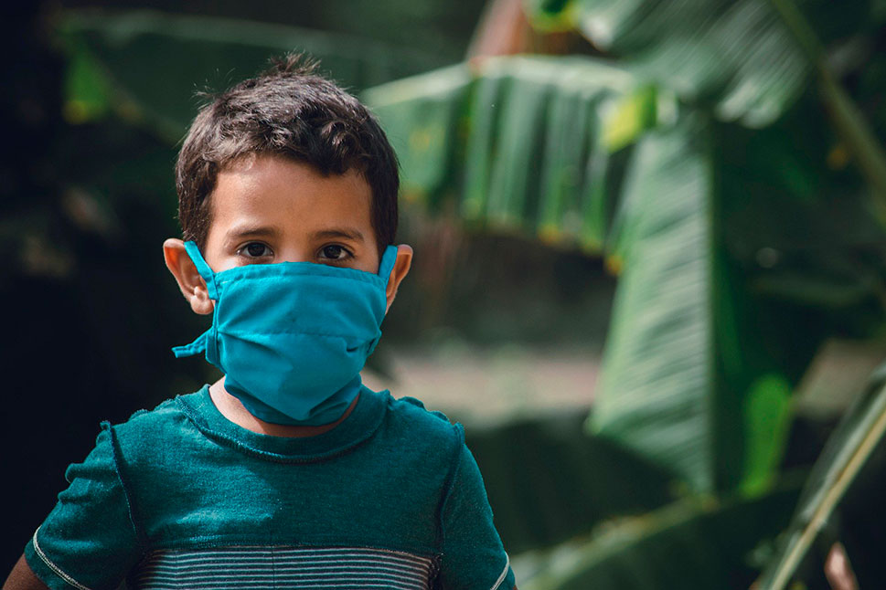 Niños y COVID-19: ¿Por qué tienen menor riesgo de infección?