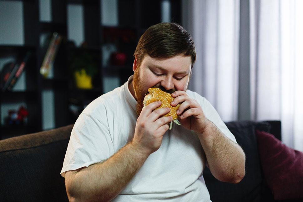 La obesidad puede incrementar el riesgo de mortalidad al padecer el COVID-19