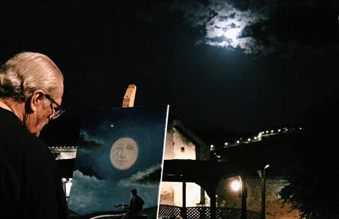 La luz de luna brilla en casa con 'Plena Moon'