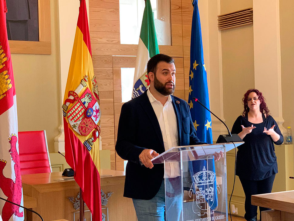 Más de 400 denuncias en Cáceres desde que se decretó el estado de alarma