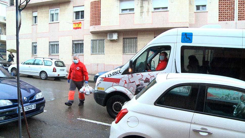 Cruz Roja garantiza la seguridad sanitaria a las personas refugiadas