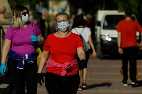 Extremadura registra 338 positivos y dos personas fallecidas más en la última jornada