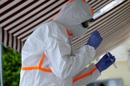 Coronavirus en Extremadura: 498 contagios y un 13% más de personas ingresadas