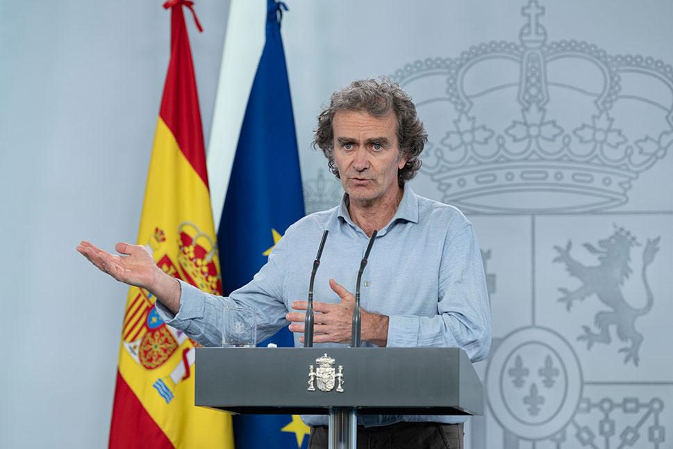 Sanidad valoró la baja transmisión del virus para el paso de Extremadura a la Fase 1