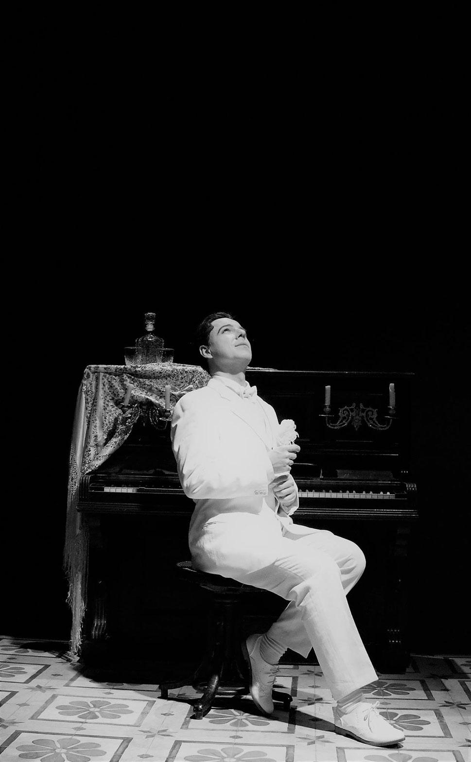 El último amor de Lorca. JC Corrales