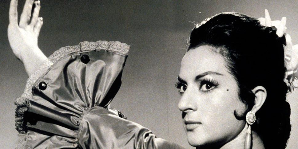 25 años sin Lola Flores: la memoria de La Faraona sigue viva