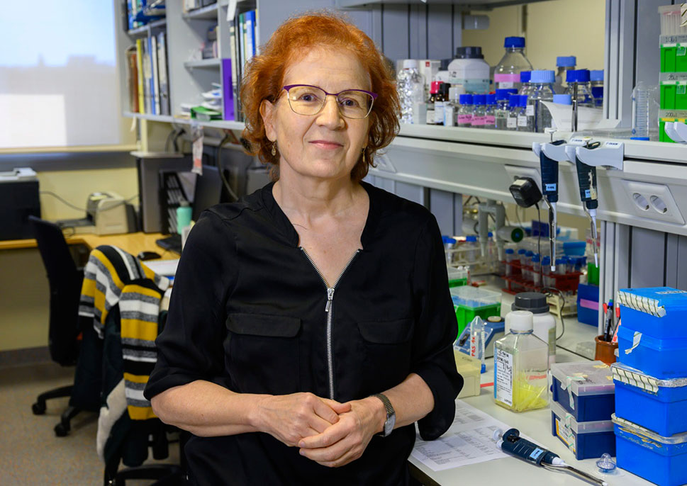 Margarita del Val, viróloga del CSIC, advierte que estamos lejos de la inmunidad colectiva