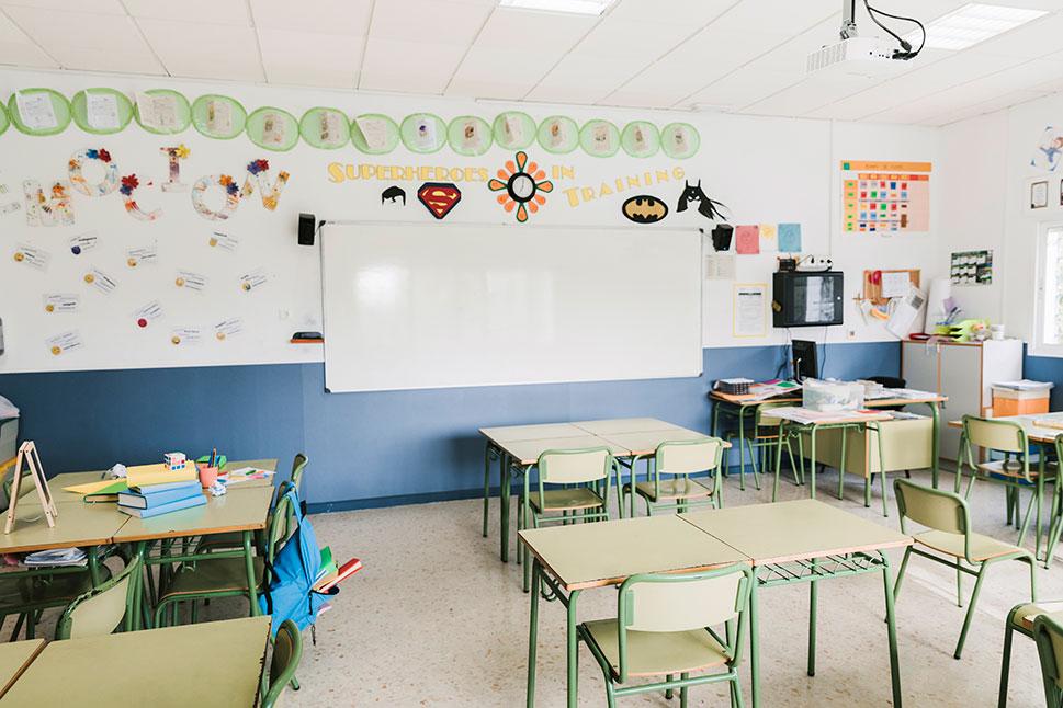 PIDE alerta sobre el recorte brutal de la plantilla docente en los centros públicos