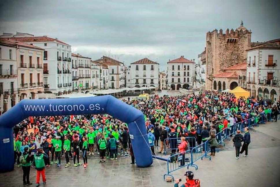 La carrera de la AECC llega a Cáceres de forma virtual este viernes