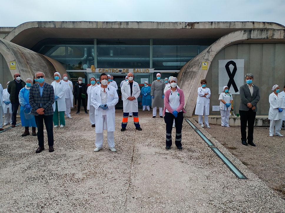 El centro de salud Nuevo Cáceres pide formalmente el cambio de nombre a Sebastián Traba