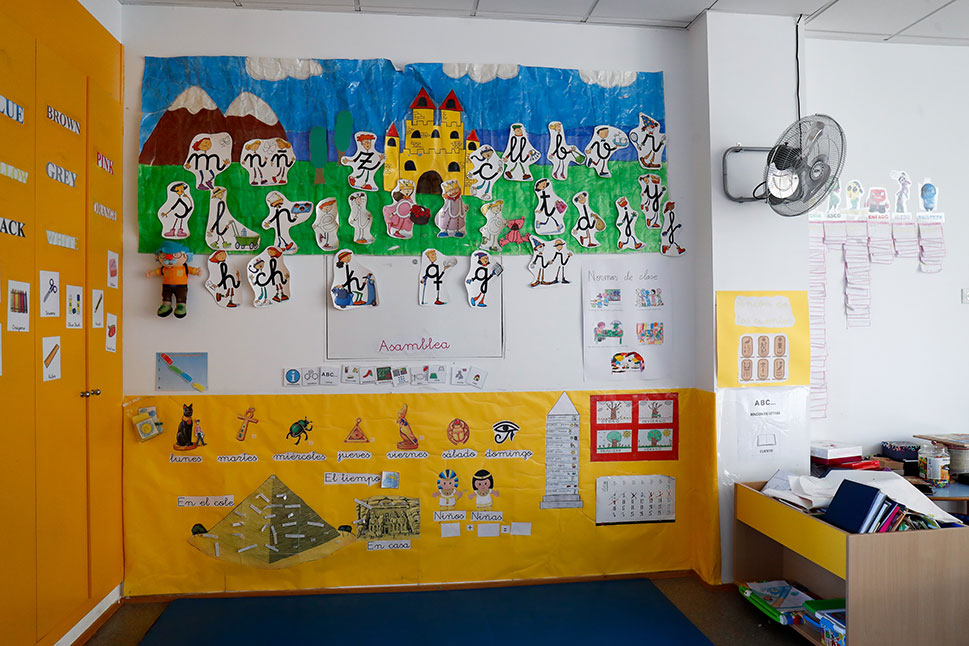 CCOO Extremadura exige una ratio de 15 alumnos por aula