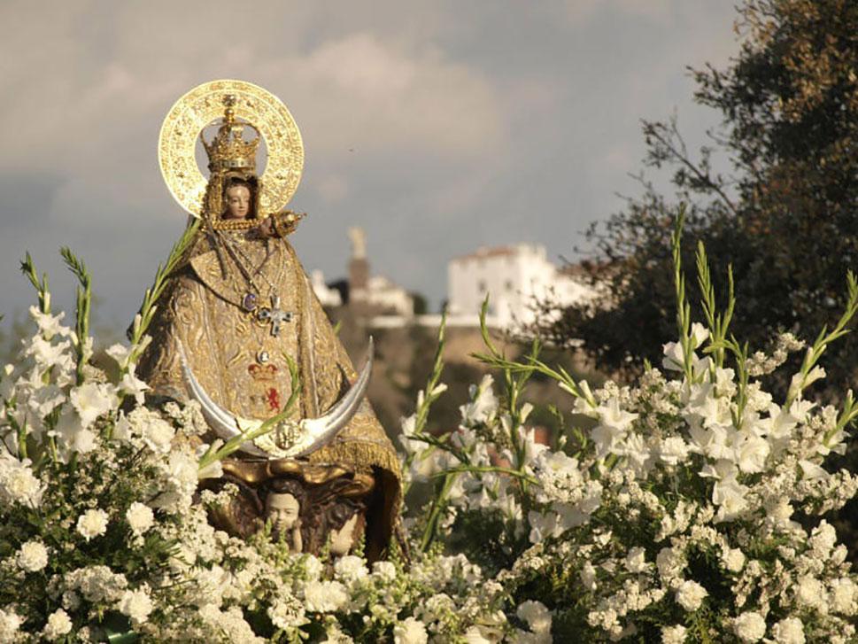 El Santuario de la Virgen de la Montaña abre el día 25
