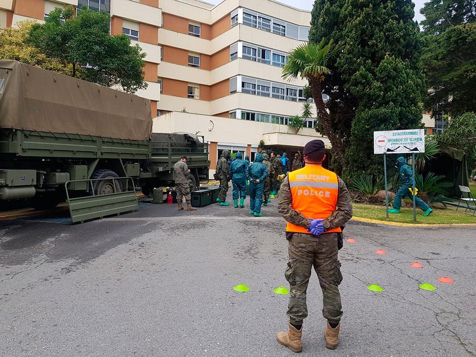122 personas fallecidas en las residencias de mayores de Cáceres