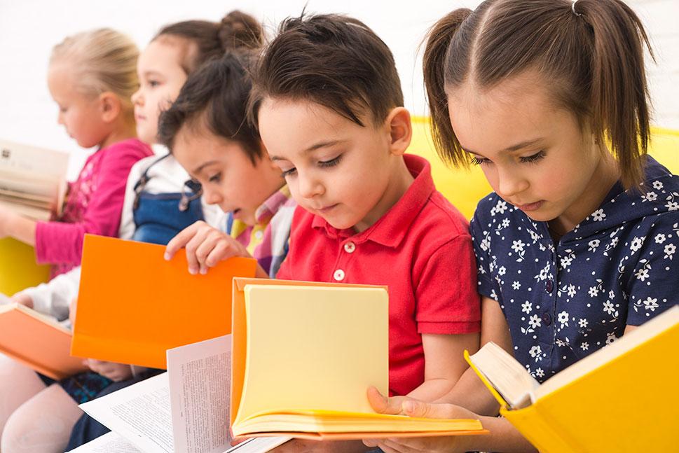 El plazo de admisión de Educación Infantil comienza el 19 de mayo