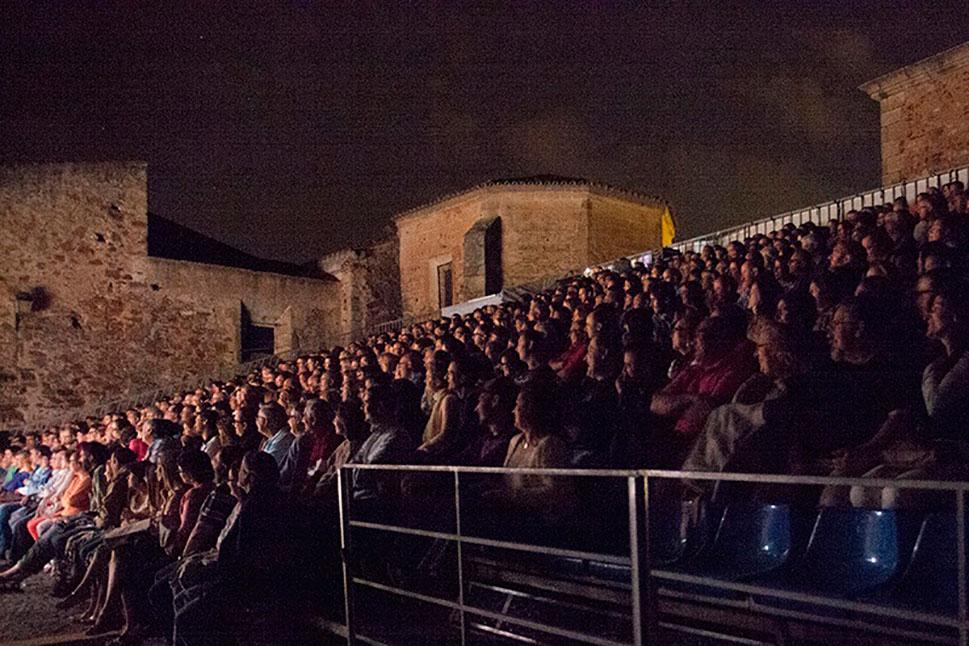 La 31 edición del Festival de Teatro Clásico de Cáceres se celebrará este año