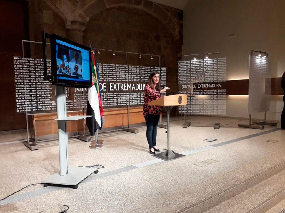 La Junta de Extremadura dedica 908.000 euros para contratar material sanitario