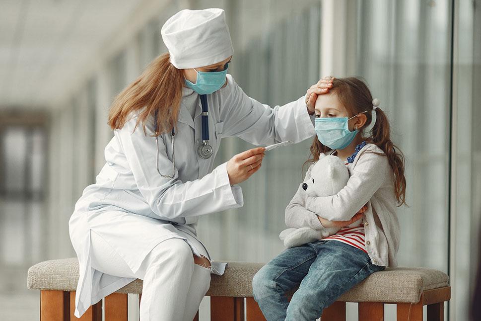 Besos virtuales para celebrar el Día del Niño Hospitalizado