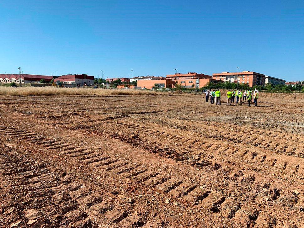 Arranca la construcción de la Ciudad del Fútbol