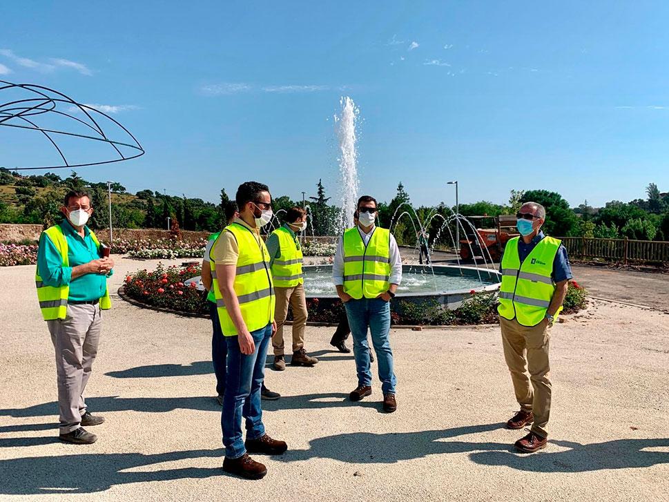 La ampliación del Parque del Príncipe finalizará en julio