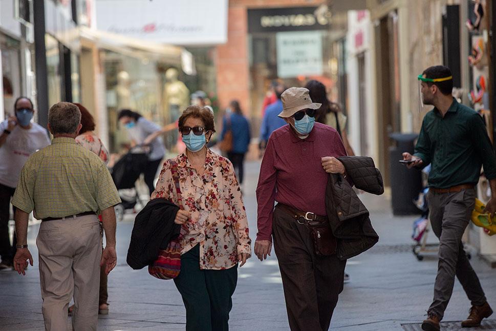 El uso de mascarillas es obligatorio para mayores de 6 años