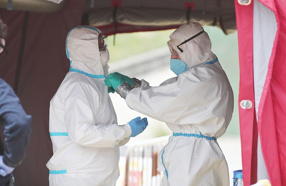 Cuatro fallecidos por coronavirus, uno de ellos en Cáceres, en las últimas 24 horas