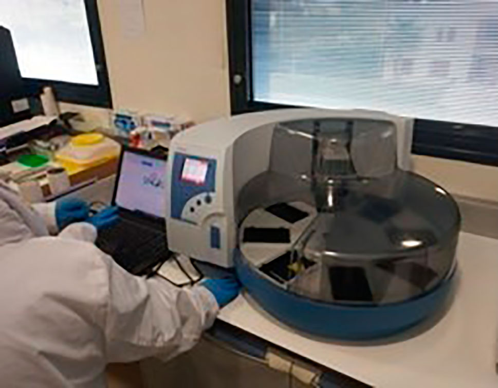 La Universidad de Extremadura llevará a cabo pruebas PCR para diagnosticar el coronavirus