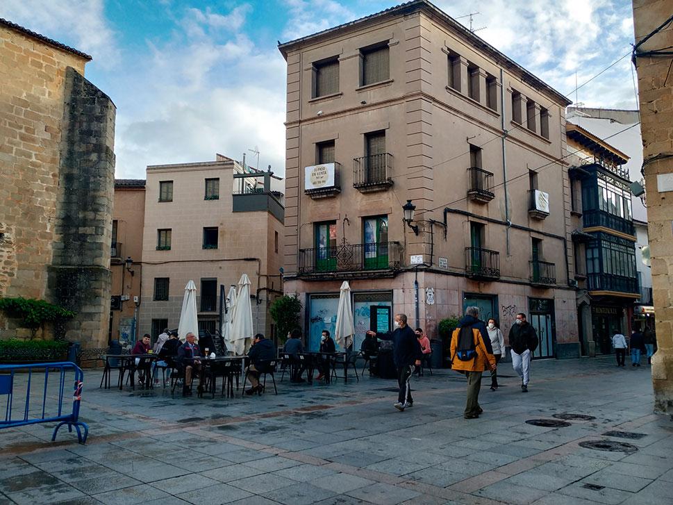La hostelería ya puede solicitar la ampliación de las terrazas