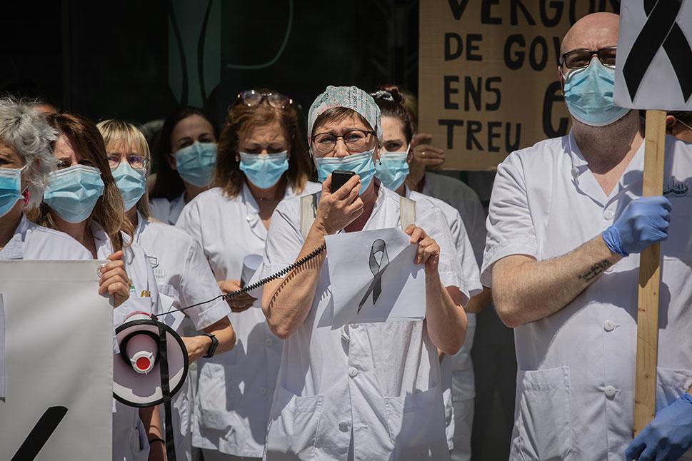El número de médicos colegiados sube un 2% en 2019 en Extremadura