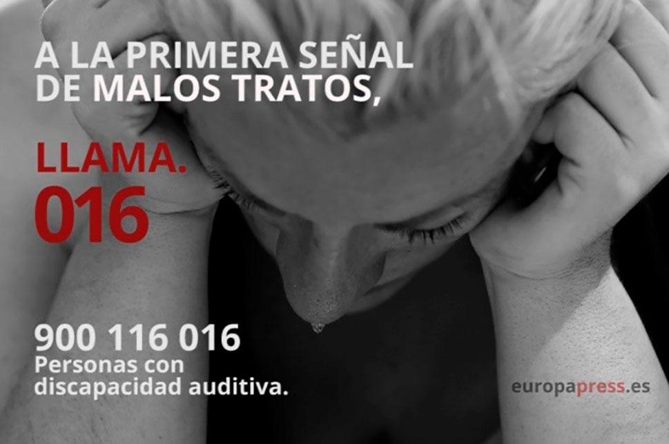 La violencia de género sube un 3,5% en Extremadura en 2019