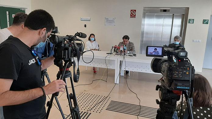 El SES reconsidera el traslado del traslado del PAC en Cáceres