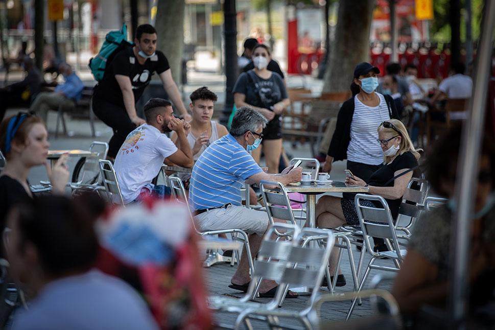 El paro baja en 4.056 personas en mayo en Extremadura, un 3,51% menos