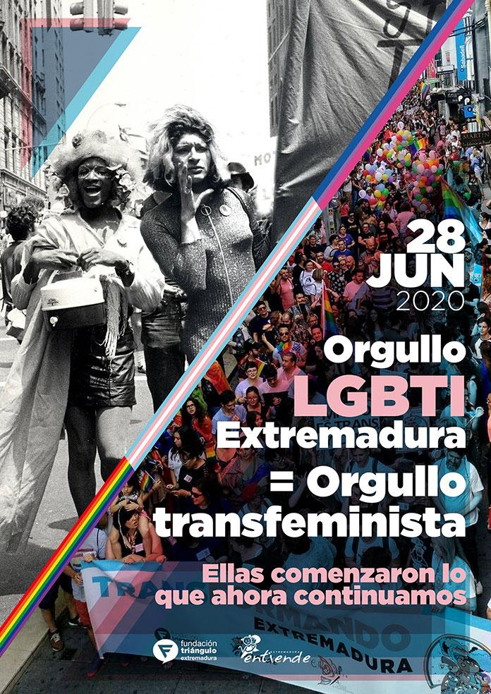 Todo listo para celebrar el Orgullo en Extremadura