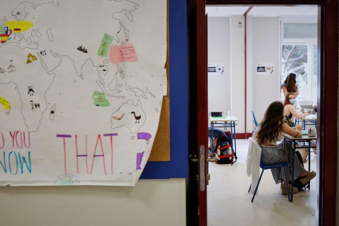 Los centros educativos preparan el nuevo curso conforme a la nueva normalidad
