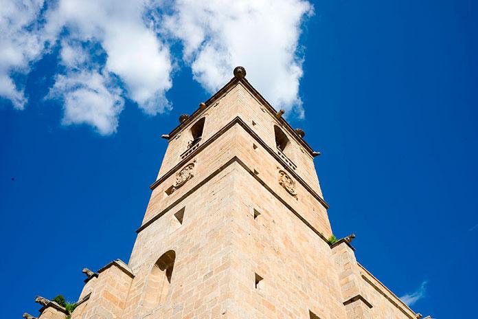 La Concatedral de Santa María vuelve a abrir al público el 1 de julio