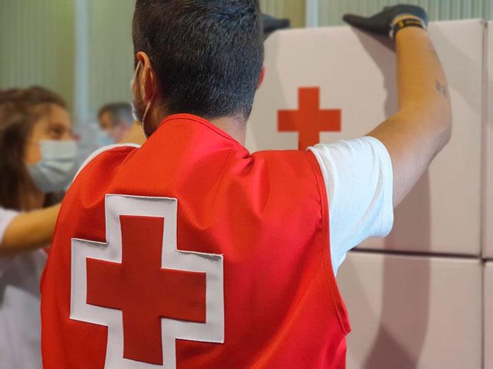 Cruz Roja Extremadura cuadruplica sus servicios durante el estado de alarma