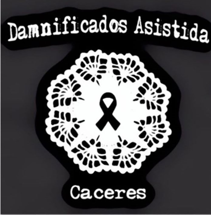 Nace la Asociación Damnificados Asistida Cáceres