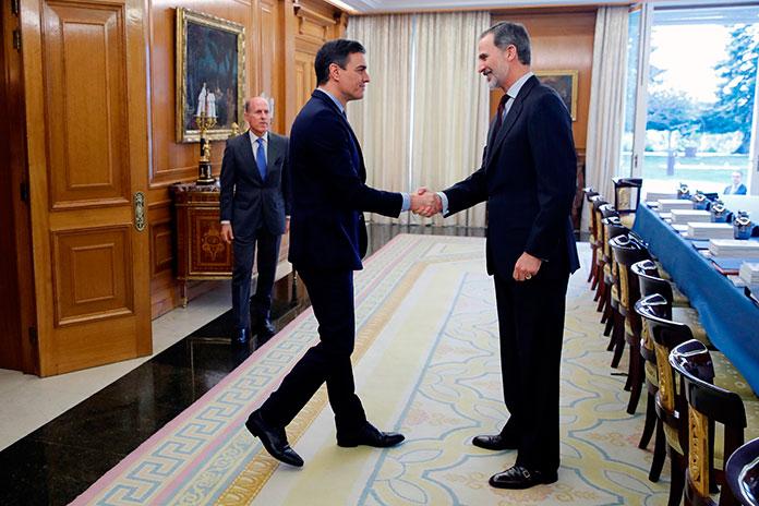 El rey Felipe VI y el presidente de Portugal estarán presentes en la reapertura de la frontera