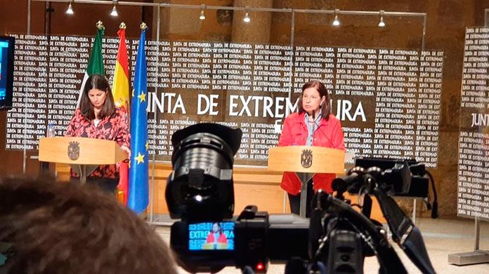 Extremadura estima que recibirá 97,9 millones del Fondo Covid