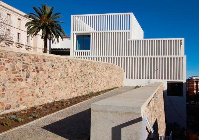 El nuevo Museo de Arte Contemporáneo Helga de Alvear cumple 10 años