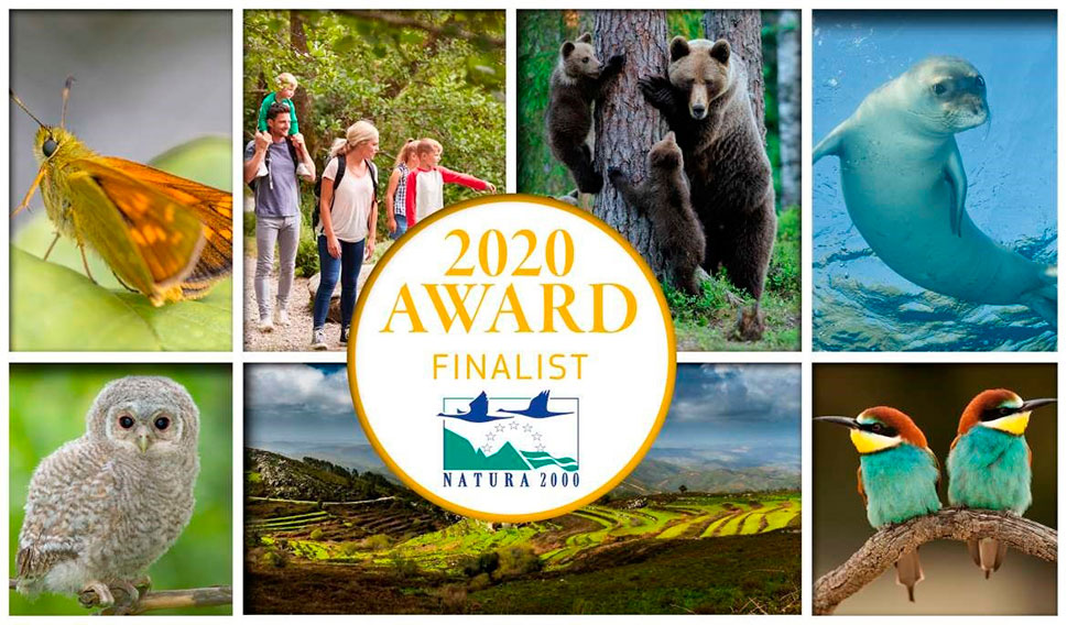La Junta de Extremadura, finalista al Premio Europeo Natura 2000