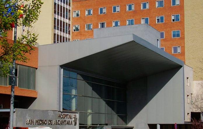El Hospital San Pedro de Alcántara participa en un estudio sobre COVID-19 y gestantes
