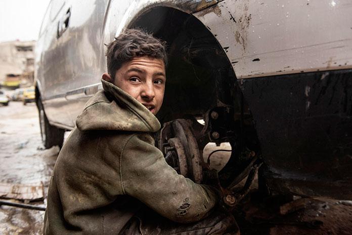 Millones de niños obligados a realizar trabajo infantil como consecuencia de la COVID-19