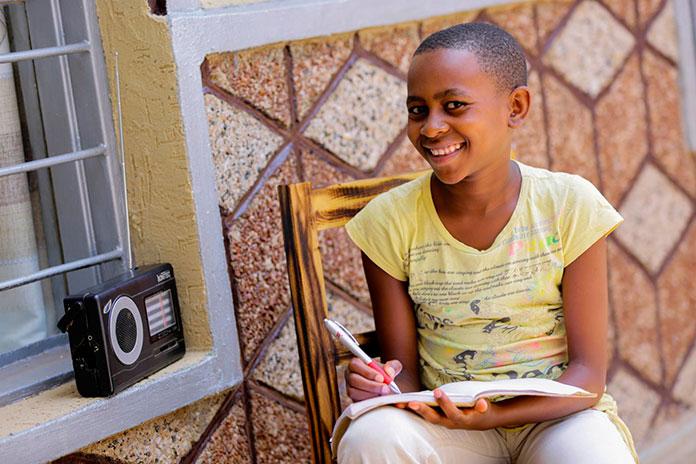 Unicef fomenta la educación de 1.250 niñas y adolescentes en riesgo en Ruanda