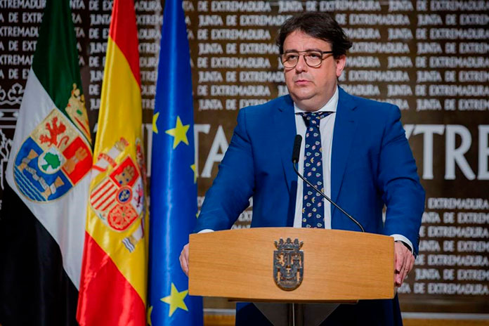 Prohibidas las verbenas y fiestas patronales en Extremadura